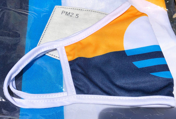 Milwaukee Peoples Flag Masks! % donated to the AART
