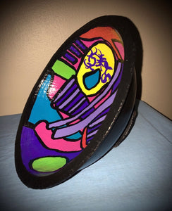Hand Painted Decorative Bowl