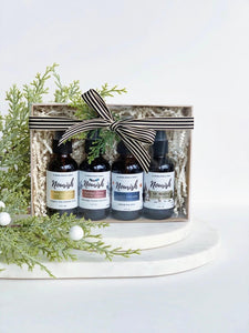 Holiday Spray Gift Package -100% Natural