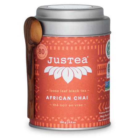 JustTea, Organic, Fair Trade Tea Supporting Farmers in Kenya