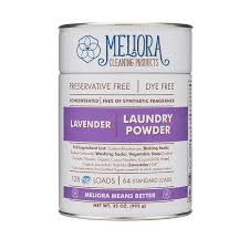 Best Natural, Eco Bulk Laundry Detergent!  MELIORA