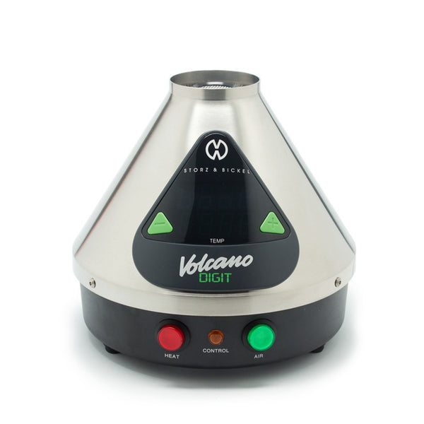 Volcano Digital Desktop Vaporizer with Solid Valve Starter Set