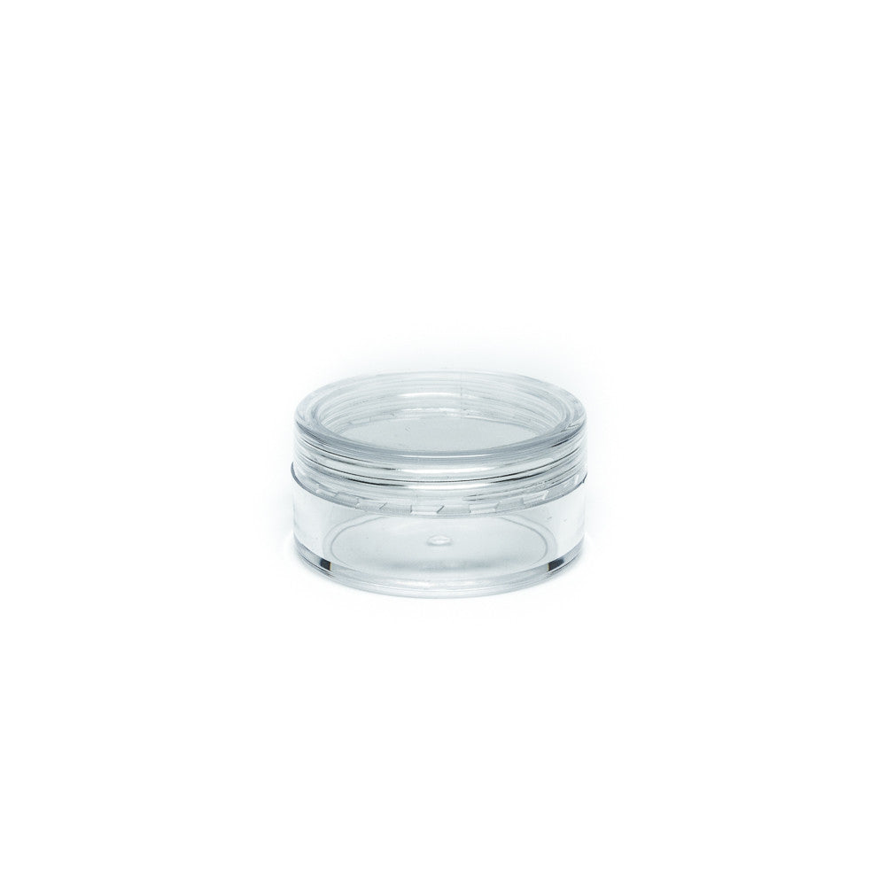 Concentrate Jar - Clear Lid - Screw Top - 10ml