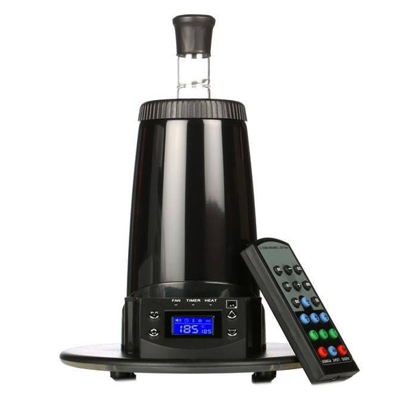 Extreme Q Vaporizer by Arizer - Desktop - Dry Herbs