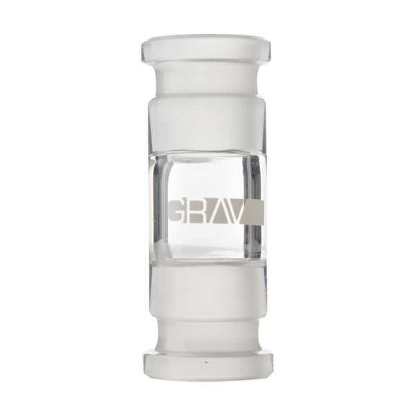 Grav Labs 14mm to 14mm Female Straight Adapter
