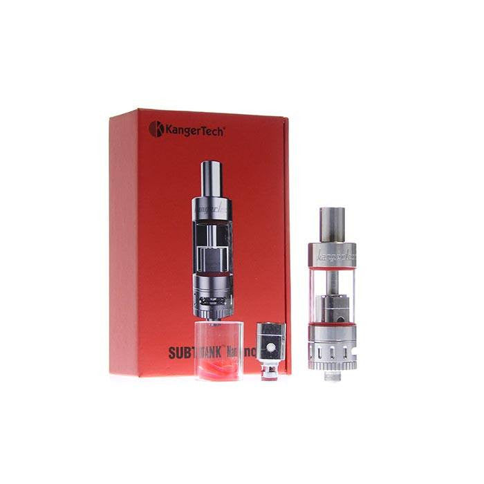 Kanger Subtank Nano Clearomizer - 3ml Capacity - 510 Threading