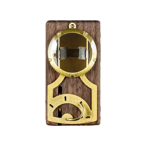Muad-Dib Vaporizer by Magic Flight - Waxy Oils - Black & Walnut
