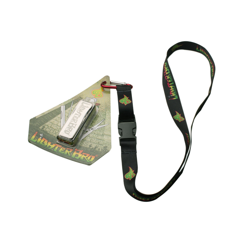 LighterBro Lanyard