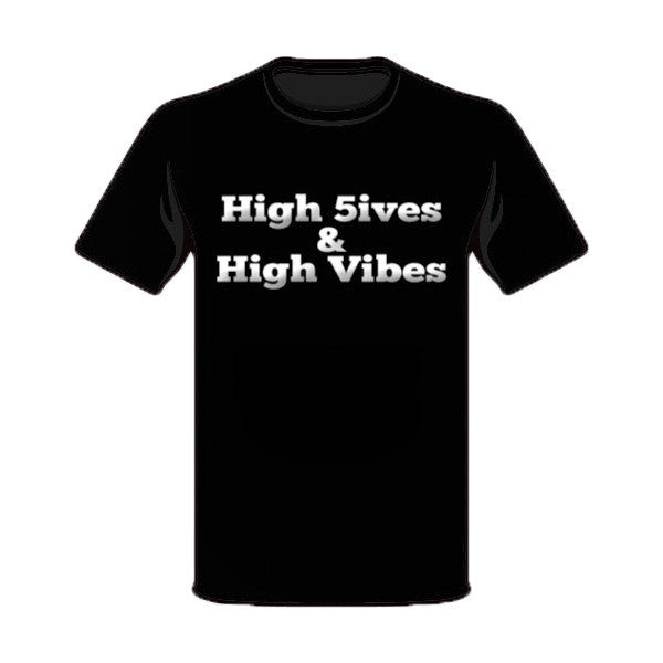High 5ives & High Vibes Shirt by Master Bong 420