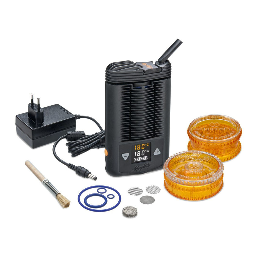 Mighty Vaporizer by Storz and Bickel - Portable & Handheld