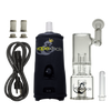 Cloud Evo with Honeycomb Vaporizer Kit by VapeXHale - Vape, Hydratube, Quartz Nail & Screens