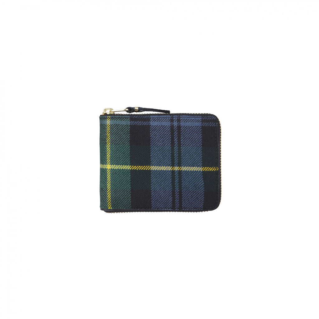 Tartan Patchwork Group Wallet 7100TPATCHG