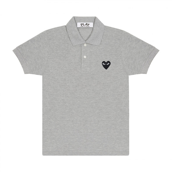 PLAY Polo Black Emblem