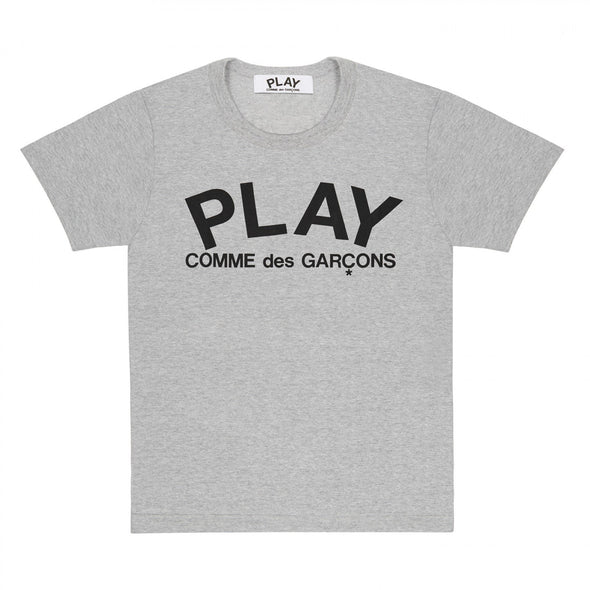 PLAY T-Shirt With Large Logo