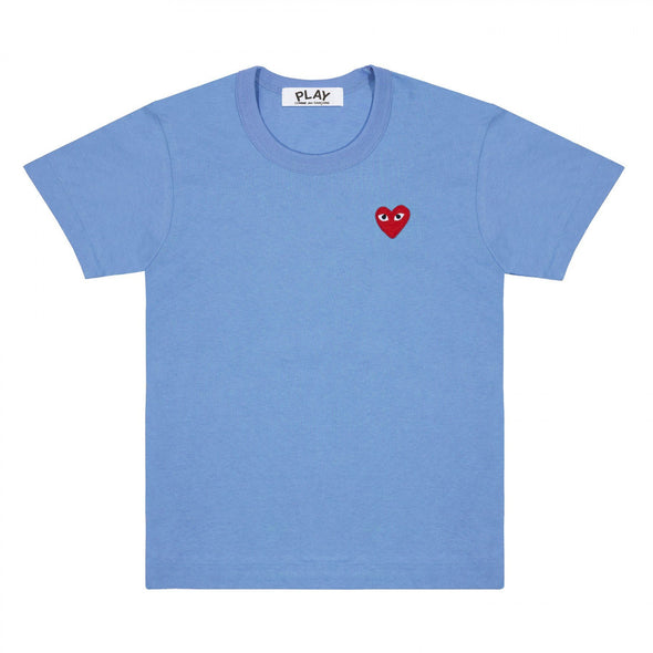 PLAY Basic Coloured T-Shirt Red Emblem