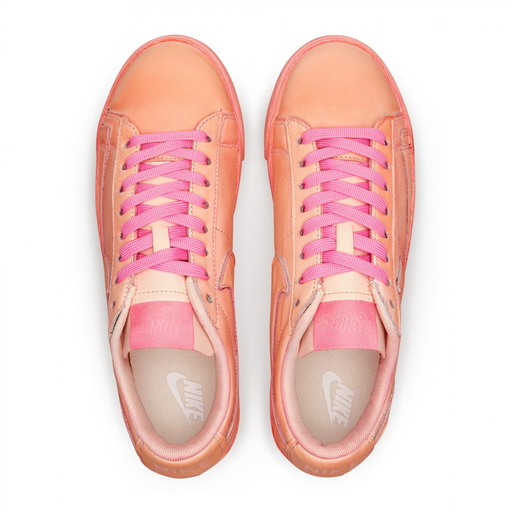 CDG Girl  x Nike Blazer Pink Low