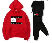 Load image into Gallery viewer, Tommy jeans Tracksuit - Mart of Fashion