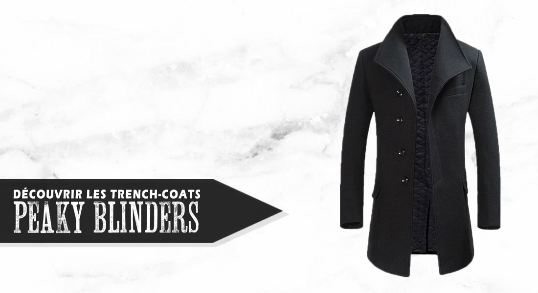Collection Manteau Peaky Blinders