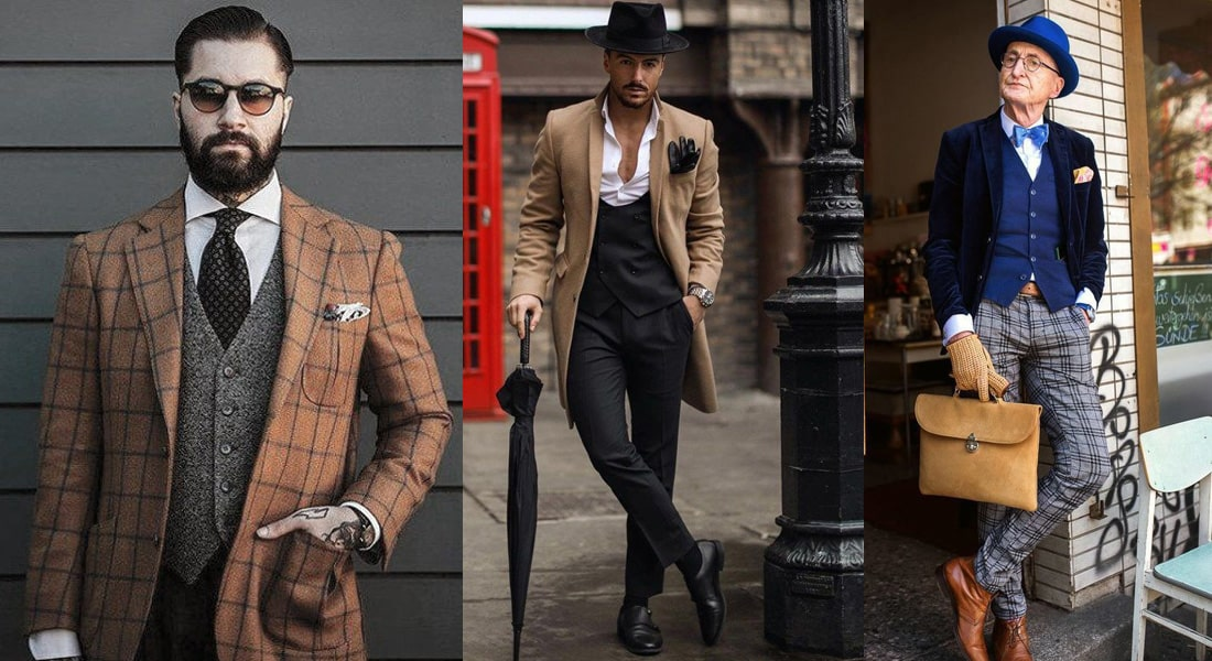 Style Dandy Homme