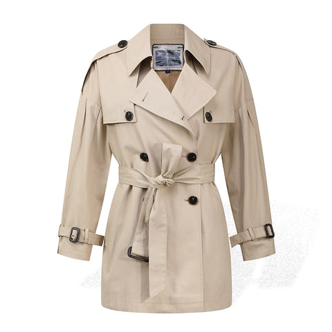 Trench Coat Femme Chic