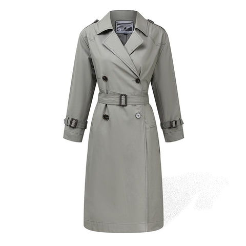Trench Coat Femme Imperméable