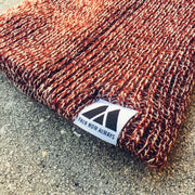 The Explorer Beanie - Burgundy