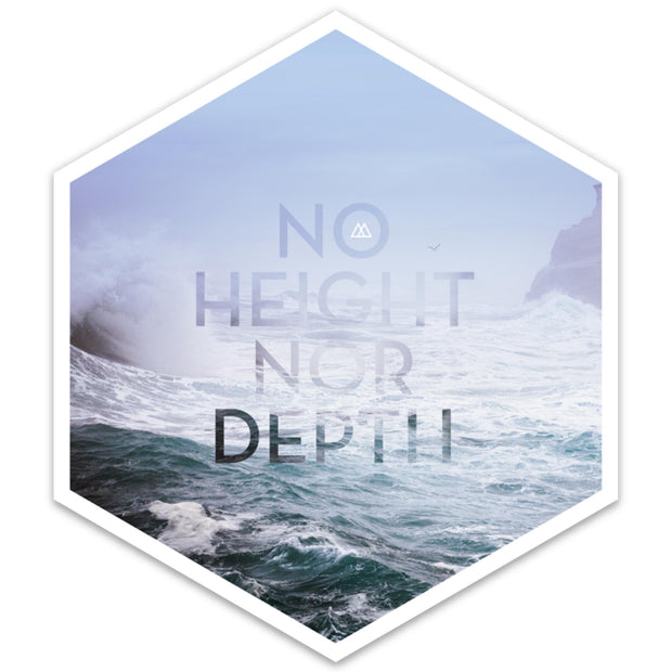 DEPTH STICKER
