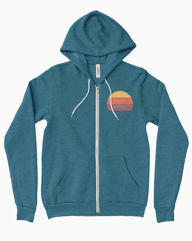 Friends Like The Sun Hoodie