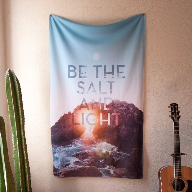Salt and Light Tapestry