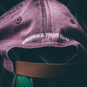 Stronger Than Death Cap - Maroon