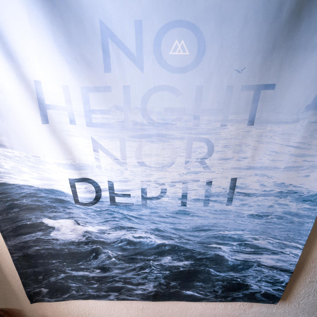 No Depth Tapestry