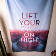 Lift Your Eyes Tapestry