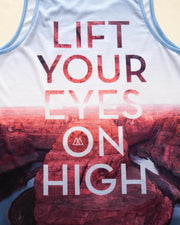 Lift Your Eyes Tank