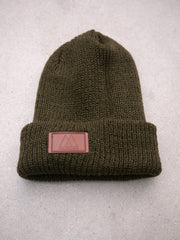 The Traveler Beanie - Moss