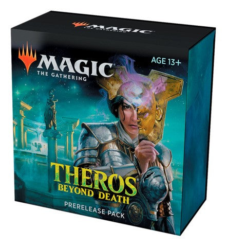Magic The Gathering Theros Beyond Death Prerelease Pack | Alternate Worlds