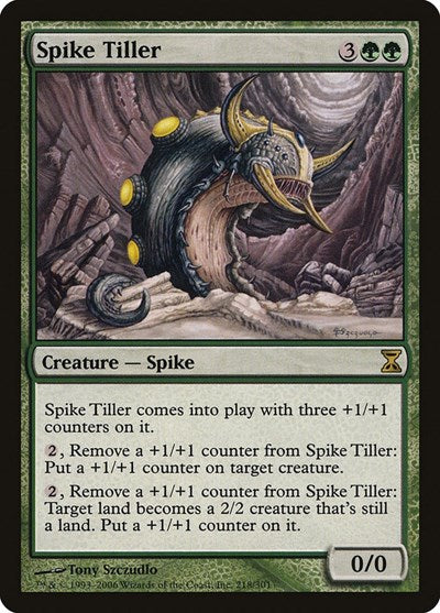 Spike Tiller [Time Spiral] | Alternate Worlds