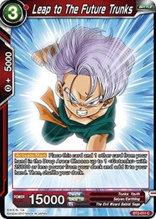 Leap to The Future Trunks [BT2-011] | Alternate Worlds