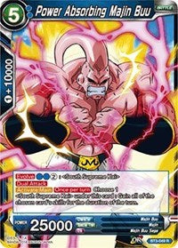 Power Absorbing Majin Buu [BT3-049] | Alternate Worlds