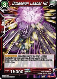Dimension Leaper Hit [TB1-009] | Alternate Worlds