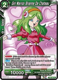Girl Warrior Brianne De Chateau [TB1-057] | Alternate Worlds