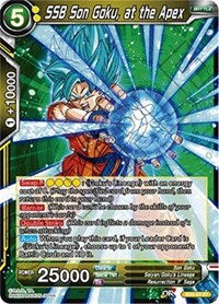 SSB Son Goku, at the Apex [SD5-03] | Alternate Worlds