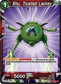 Shu, Trusted Lackey [BT5-017] | Alternate Worlds