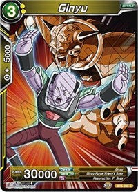 Ginyu [BT5-098] | Alternate Worlds