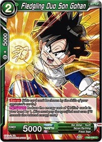 Fledgling Duo Son Gohan [TB3-038] | Alternate Worlds