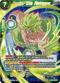 Broly, the Ravager [SD8-02] | Alternate Worlds