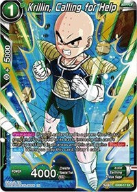 Krillin, Calling for Help [EX06-17] | Alternate Worlds