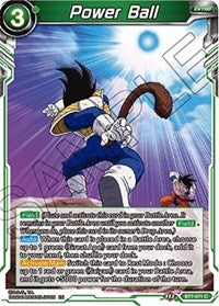 Power Ball [BT7-071] | Alternate Worlds
