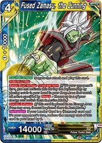 Fused Zamasu, the Cunning [BT7-124] | Alternate Worlds