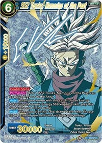 SS2 Trunks, Memories of the Past (SPR Signature) [BT7-030] | Alternate Worlds