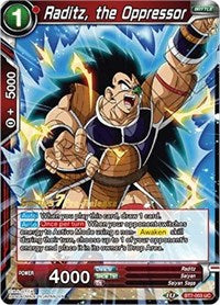 Raditz, the Oppressor (Assault of the Saiyans) [BT7-003_PR] | Alternate Worlds